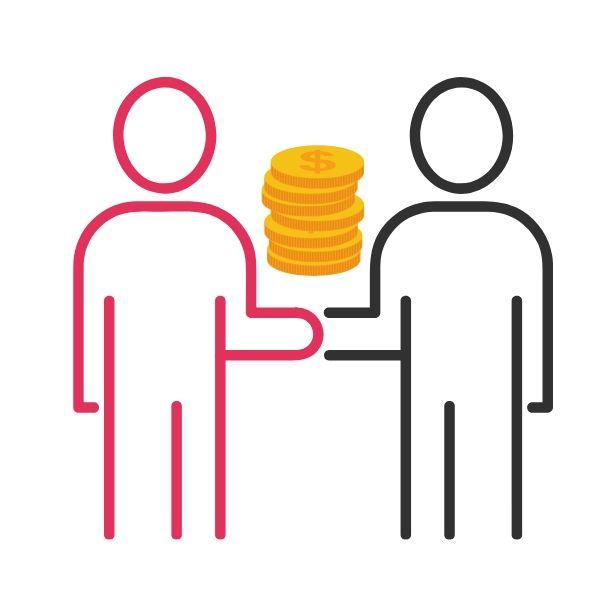 Passives Investieren in P2P-Kredite