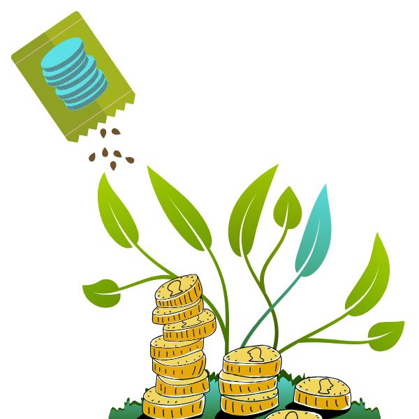Passives Einkommen durch passives Investieren